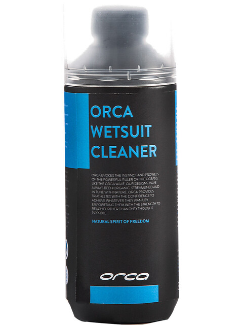 ORCA Wetsuit Cleaner transparant